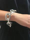 Thick Chain Bracelet 1pc