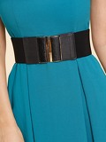 Contrast PU Wide Belt