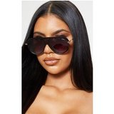 QUAY Black Smoked Empire Sunglasses