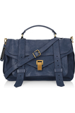 PS1 Large leather satchel