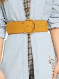 C Ring Buckle Belt