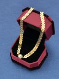 Gold Cute Aircraft Chain Necklace