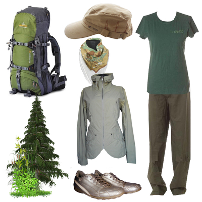 Комплекты одежды для похода